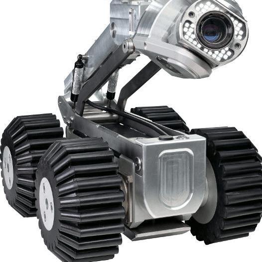南京曼特内思机械供应德国进口管道检测机器人IPEK