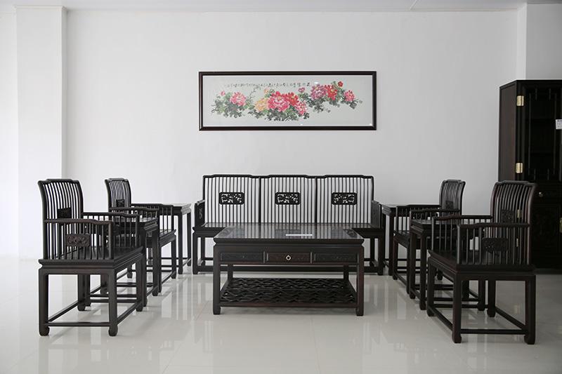江西省犀牛角红木家具教您购买紫光檀家具要避免的三大误区