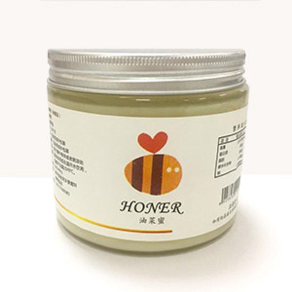 结晶油菜花蜂蜜