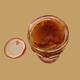 销售  供应  莱芜味之豪食品  腌制姜片——瓶装酱味泡姜300g