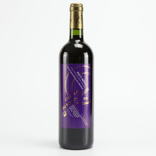 正品进口红酒 高档法国原酒爱格丽思城堡进口红酒750ml