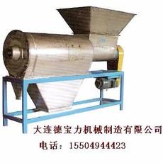 大连生产DSL气流筛对静电反应比重轻受潮结块的 物料筛分,高品质高效细粉筛选机
