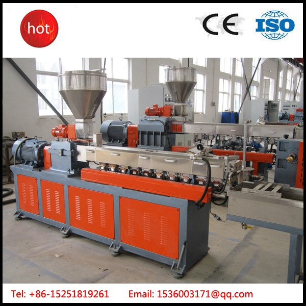 南京广塑GS-50 新料和回收料ABS塑料造粒机