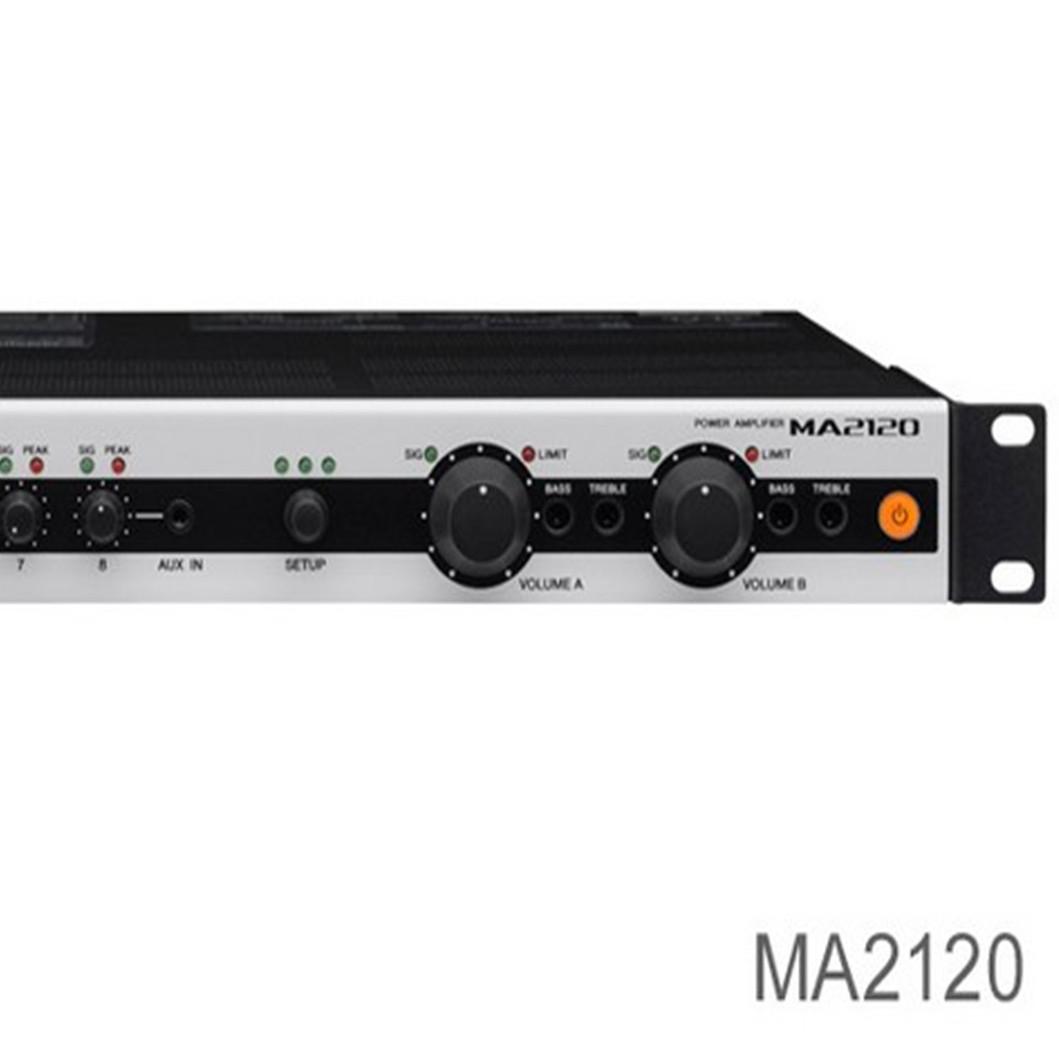 Yamaha 雅马哈 MA2120 背景音乐定压功放机