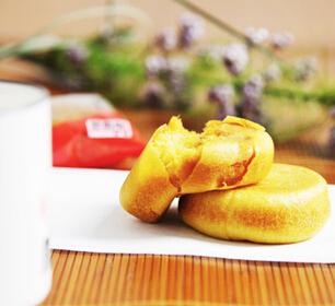 供应【老先森】肉松饼 早餐 茶点 零食 2.5KG一箱 麦得隆 一件代发