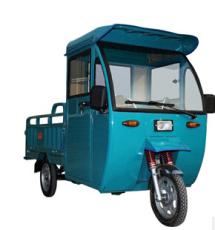 厂家直销货运载重电动三轮车