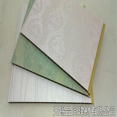 江苏集成墙面材料公司 品尚建材供应竹木纤维集成墙板