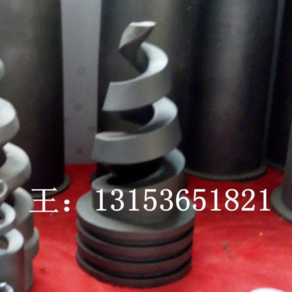 山西地区专用2寸缠绕连接碳化硅螺旋喷嘴