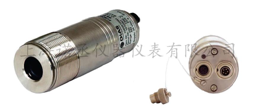 高温金属专用在线式红外测温仪