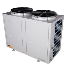 东莞乾盛实业 专业生产10P热水机组 空气能热泵