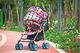 婴儿推车可躺可坐可折叠轻便型避震婴儿车四轮婴儿手推车厂家批发