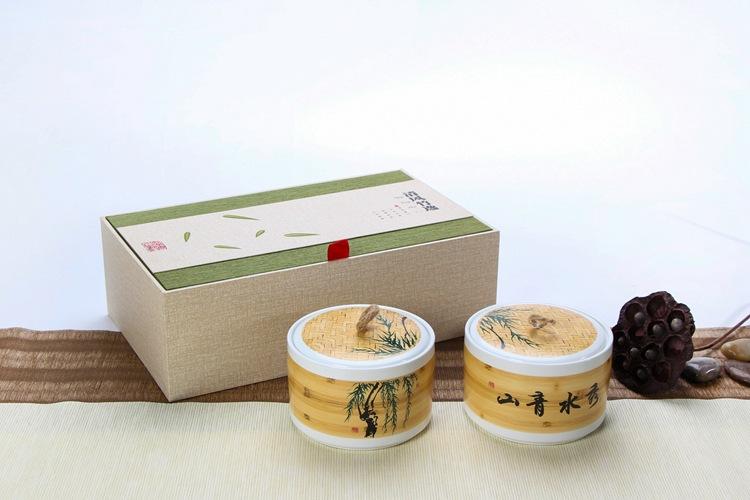 希缘茶行苏州碧螺春茶叶2016新茶绿茶洞庭山明前特级春茶礼盒装图片