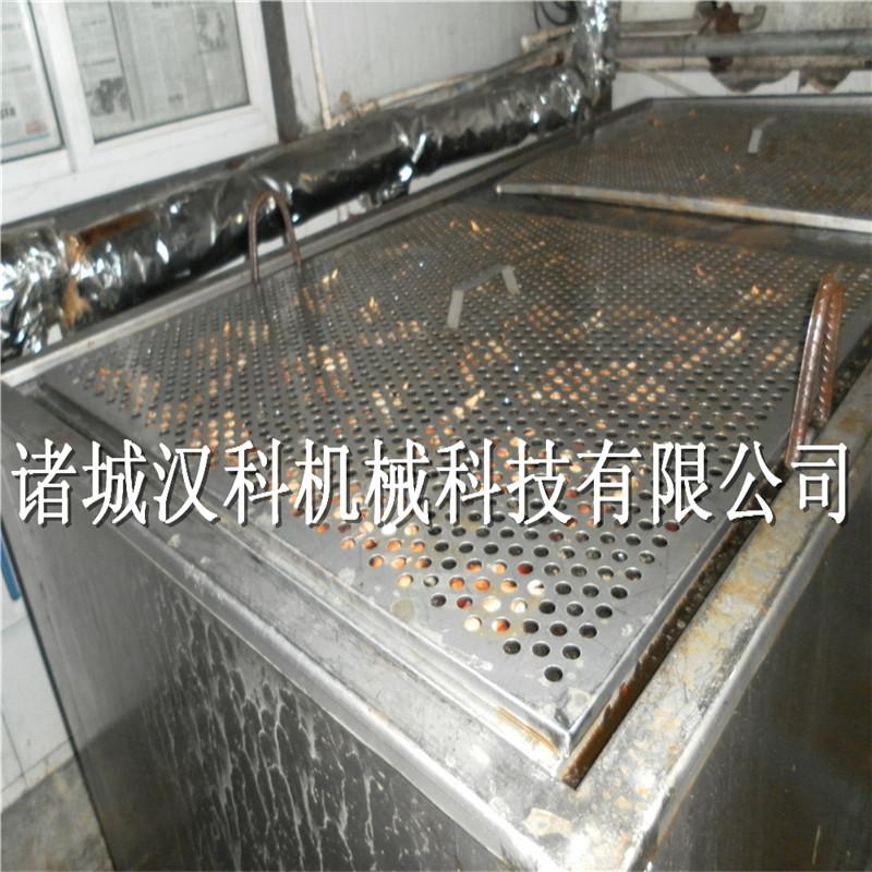 汉科直销1000型电加热卤味牛肉方形蒸煮锅 方形蒸煮锅销售厂家
