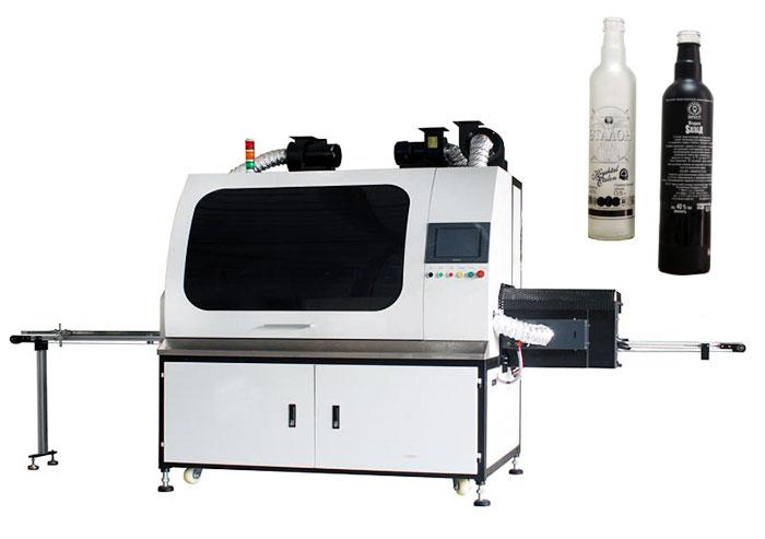 全自动玻璃瓶丝印机定做