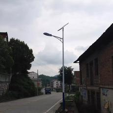 武冈市龙溪镇LED太阳能路灯-浩峰路灯厂家-浩峰照明