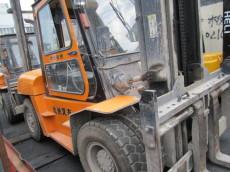 杭州5吨二手叉车经销、集装箱叉车、建德二手叉车市场、放心购买