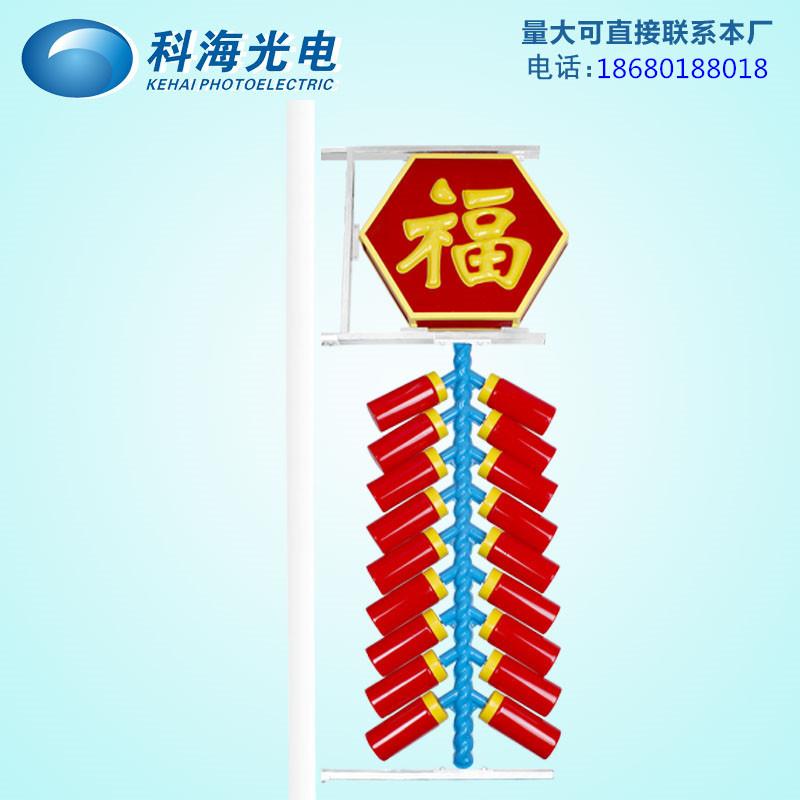 鞭炮led中国结景观亮化中国结厂家价格实惠