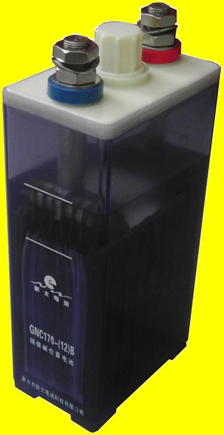 GNC10、20、40电力直流屏用镉镍蓄电池