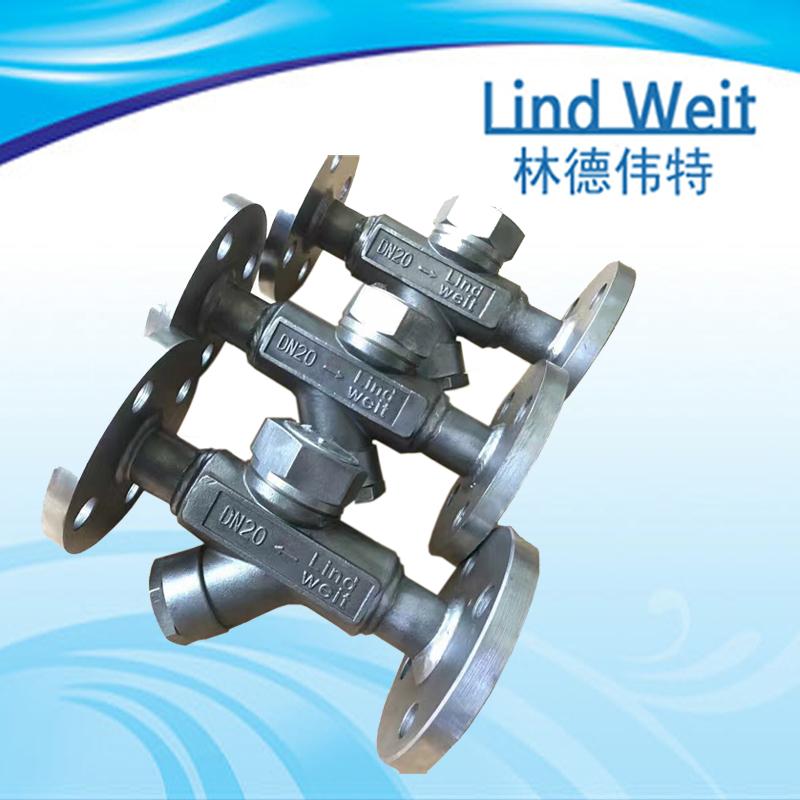出售林德伟特lt系列不锈钢蒸汽疏水阀图片