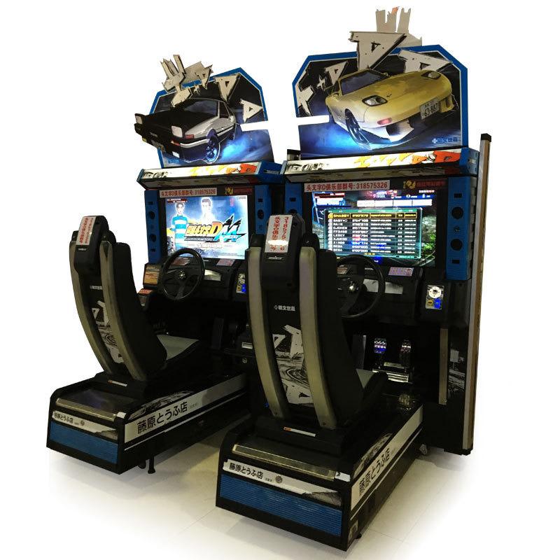 大型游戏机电玩设备头文字D街机模拟赛车投币游戏机新款