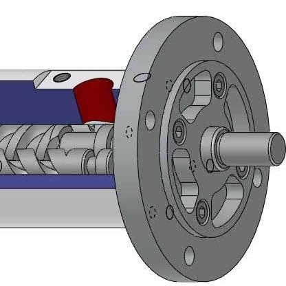 出售GR45SMIT16B180L南昌电厂配套螺杆泵整机