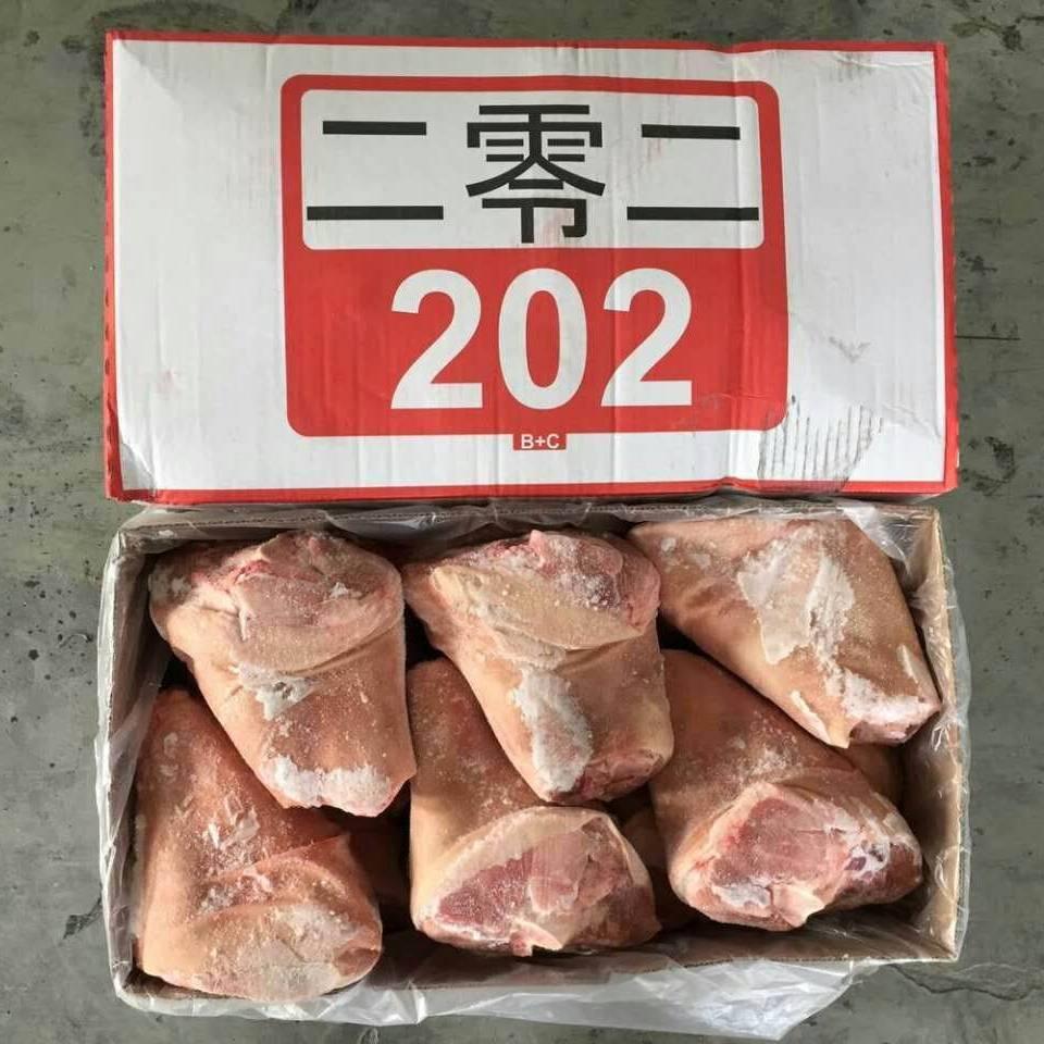 供应 进口猪肘 冷冻猪肘 德国202厂猪肘 货源充足 颜色好 出成高