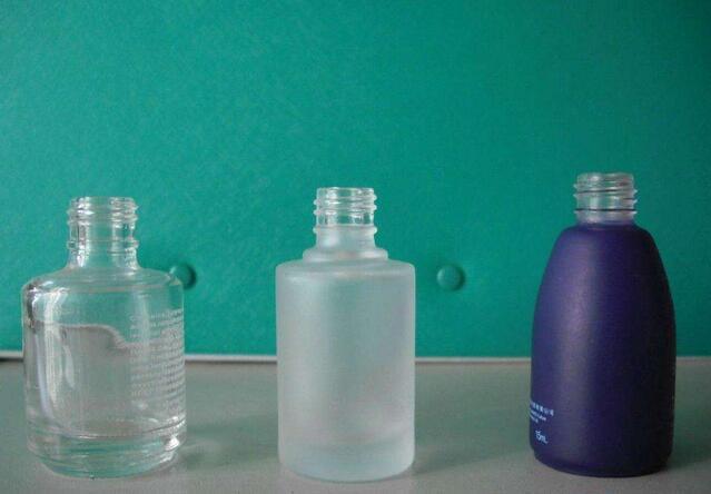 有机喷涂是化妆品瓶的趋势