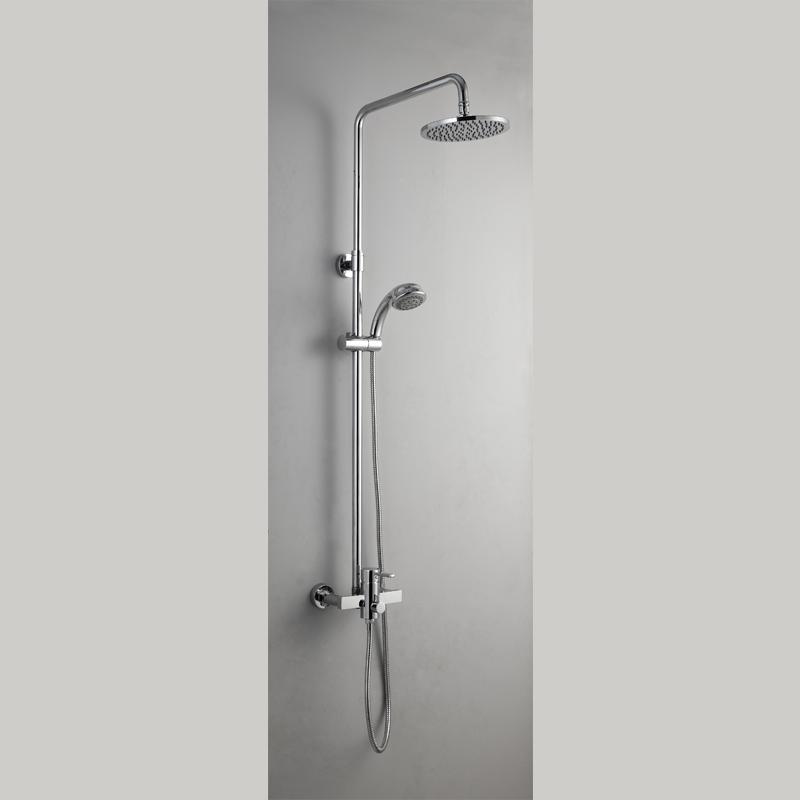 淋浴花洒套装 浴室沐浴淋浴器 全铜混水阀水龙头 37330图片