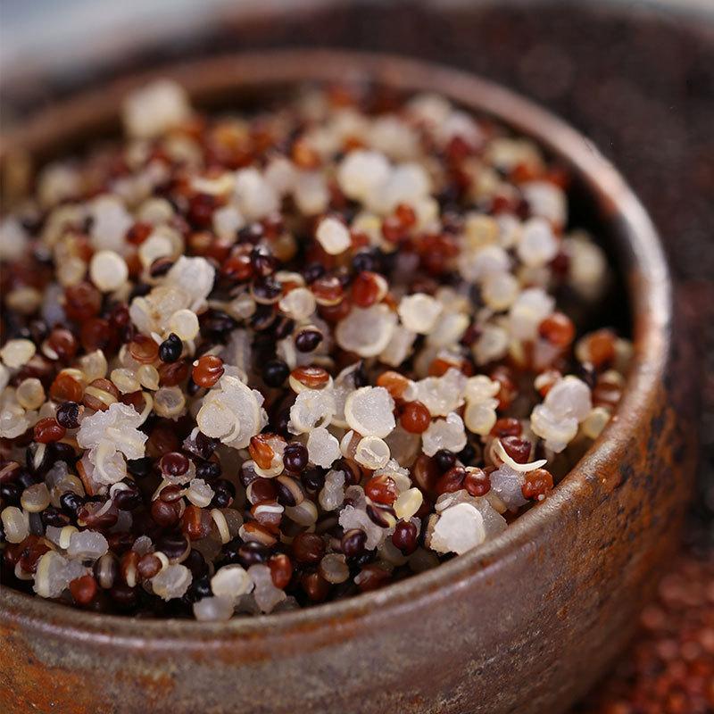 三色藜麦_进口三色藜麦 南美高原藜麦 藜麦 无杂质无沙 沙拉伴侣