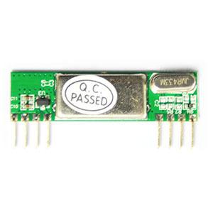 供应工业级 超外差无线接收模块B6 无线接收模块价格 RXB6