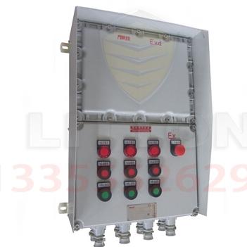 厂家供应立式带挂角IIAIIBIIC防爆配电箱资质齐全价格