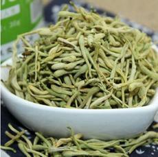封丘金银花花茶精选无硫添加剂 实惠散装 500g  农产品