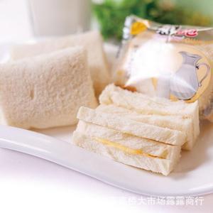 锦春天下蒸面包 新品上市 4斤1箱 独立小包装 丝滑柔软 糕点批发