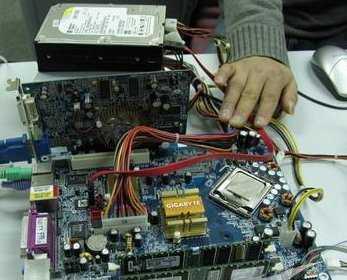 南宁电脑维修,网线安装布局,硬盘数据恢复图片