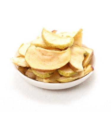 悠然派散装苹果干即食果干冻干果蔬脆休闲零食厂家直销一件代发