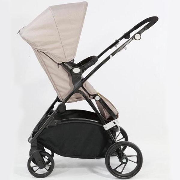 厂家供应出口欧版三合一高景观婴儿推车JEBAO-BN40B
