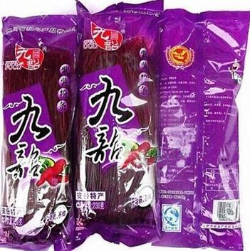 供应 九韶紫薯粉条