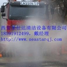 西安武功县2.5米工地工程洗车机供货商及报价