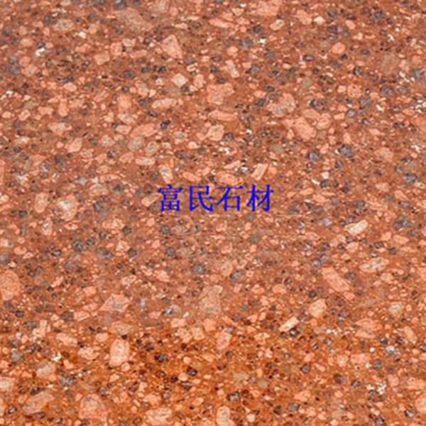 映山红石材图片-江西石材富贵红代代红石材映山红光泽红G683石材厂家批发