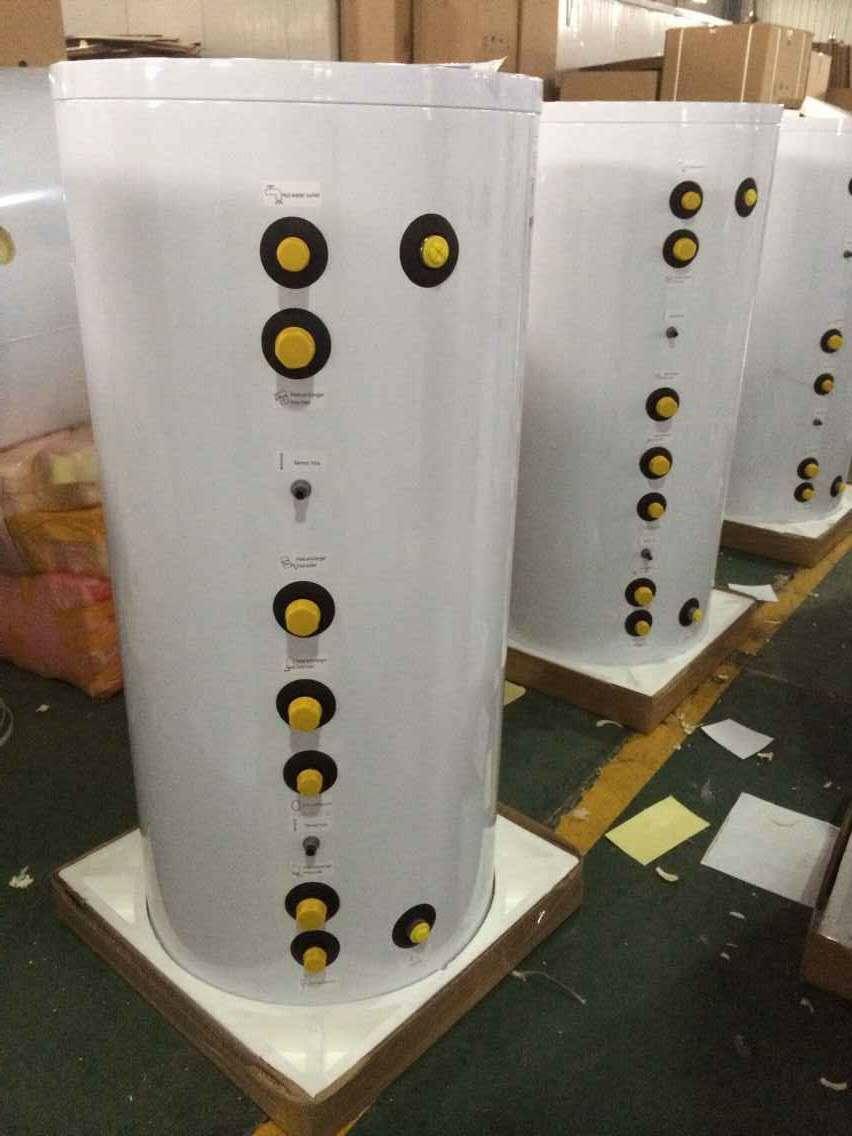 嘉禾120L150L200L300L单盘管热水储水罐配套博世威能菲斯曼等品牌壁挂炉