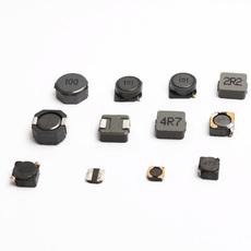 贴片共模电感BTRHB127-100M 交叉感量 双绕阻贴片功率电感