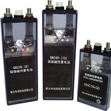 新太电池1.2V20AH(GNC20)开口式碱性镍镉蓄电池
