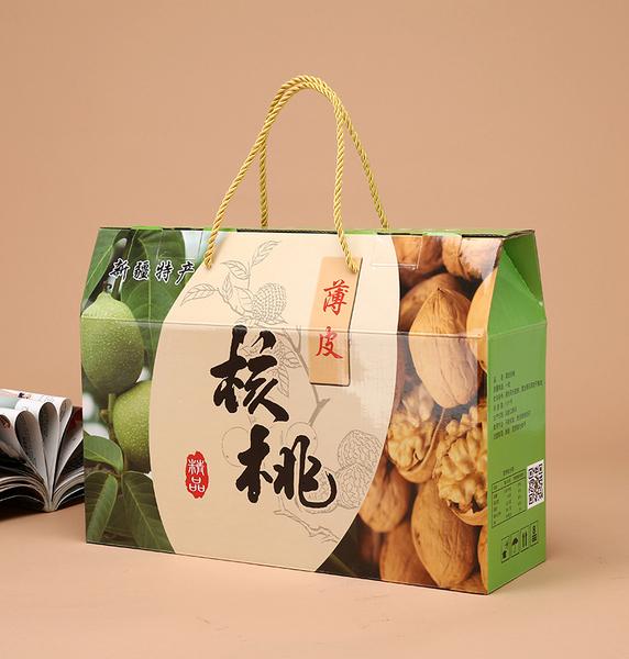 农副产品包装礼盒 核桃包装礼品盒 可支持定制
