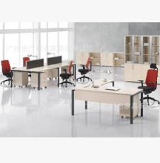 供应现代大班台 组合胶板经理桌