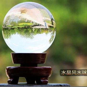 供应 透明水晶球