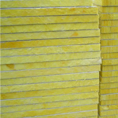 【华欧】专业生产供应屋顶隔热用玻璃棉毡   厂房专用铝箔玻璃棉   复合贴面铝箔玻璃棉
