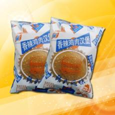 内蒙古食品厂 香辣鸡肉汉堡-1副本
