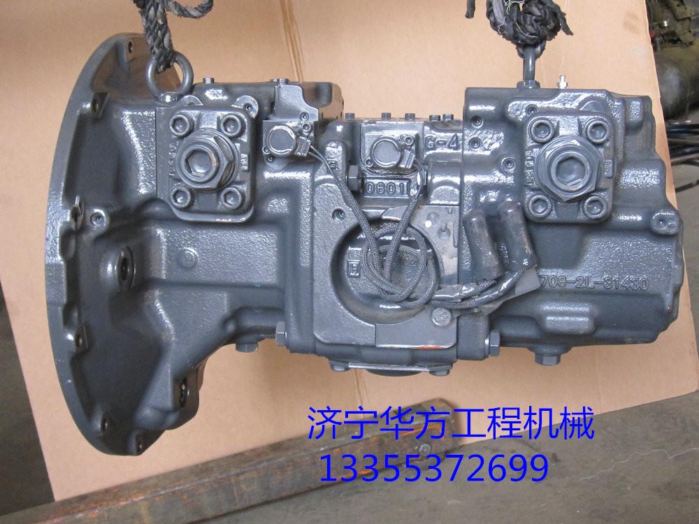 华方供应 小松挖掘机pc200-6液压泵 出厂价格直销图片