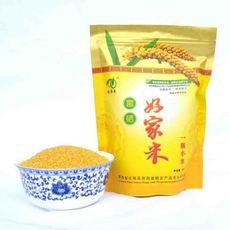富硒好家米-0.5公斤实惠装 好家米小米产地直销 陕西黄小米 偏远山区不包邮