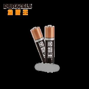 【品牌直销】金霸王5号碱性电池(6只装)